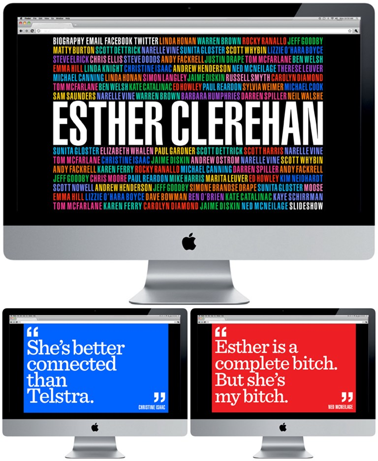ESTHER CLEREHAN.COM