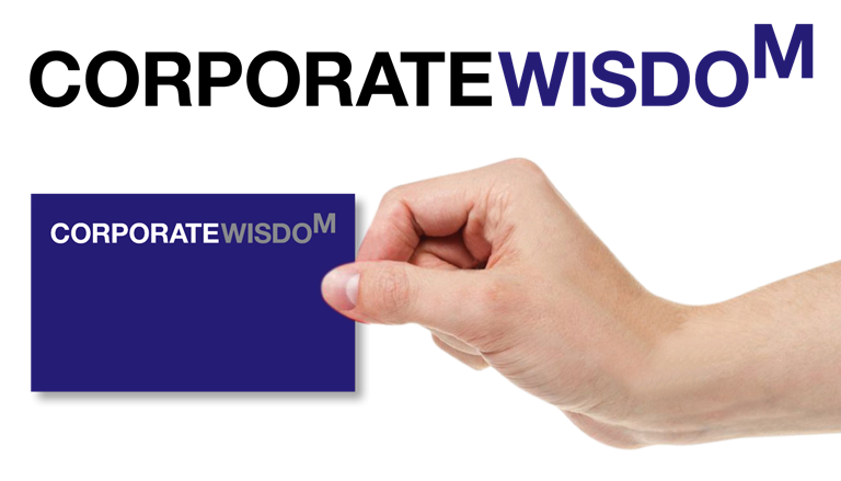 CORPORATE WISDOM